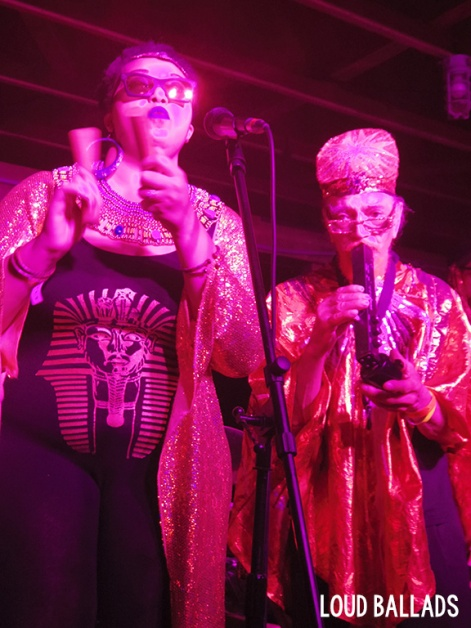 Marshall Allen of The Sun Ra Arkestra